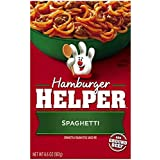 Betty Crocker, Hamburger Helper, Spaghetti, 6.6oz Box (Pack of 6)