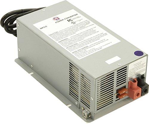 WFCO WF9835 WF-9835 35 DC Amp Deck Mount Converter by WFCO