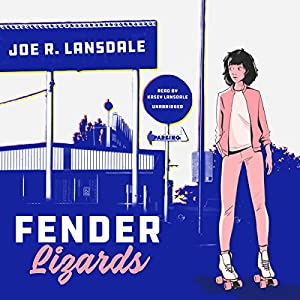 Fender Lizards Hörbuch