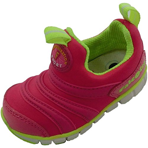 Naturino Mädchen Sneaker Fuchsia