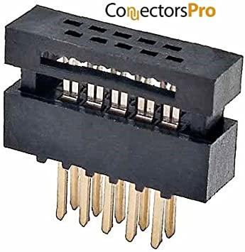 CONNECTOR HEADER 3MM, Pack of 20 2ROW 16POS 66201621022