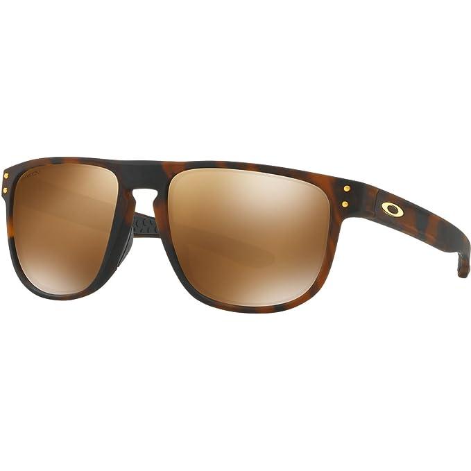 Oakley Holbrook R 937706 Gafas de Sol, Marrón, 55 para ...