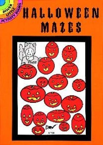 Halloween Mazes (Dover Little Activity Books) ()