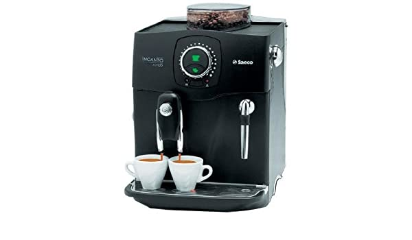 Saeco Incanto Rondo Plus – Cafetera automática Plata: Amazon.es: Hogar