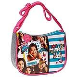 Disney Soy Luna Like Messenger Bag, 19 cm, 2 liters, Multicolour (Multicolor)