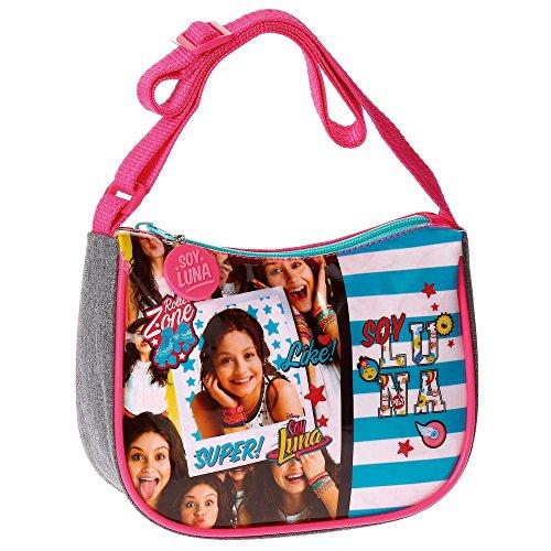 Disney Soy Luna Like Messenger Bag, 19 cm, 2 liters, Multicolour (Multicolor) by Disney (Image #1)