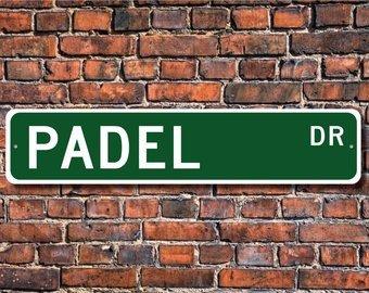 Pádel, Cartel de Padel, Ventilador de Padel, Jugador de Padel ...