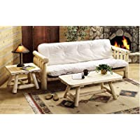 100048E Living Room Futon Frame (Mattress not included)