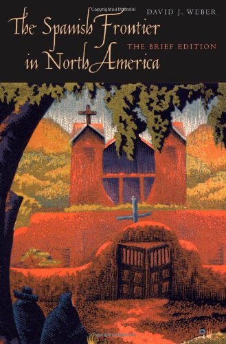 a review of the spanish frontier in north america Find helpful customer reviews and review ratings for the spanish frontier in north america (yale western americana series) at amazoncom read honest and unbiased product reviews from our users.