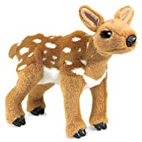 Image of Folkmanis Fawn Hand Puppet