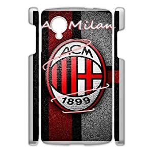 Personalized Creative Desktop Associazione Calcio Milan For Google Nexus 5 LOSW941875