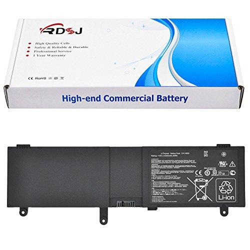 C41-N550 Battery for ASUS N550 N550JA N550JV N550J N550X47JV N550X47JV-SL N550JK Q550L Q550LF ROG G550 G550J G550JK Series 15V 4000mAh/59Wh
