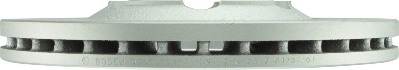 Bosch 25010602 QuietCast Premium Disc Brake Rotor