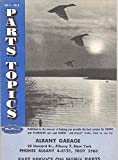 1950 Chrysler Parts Topics Magazine Vol 4 No 11