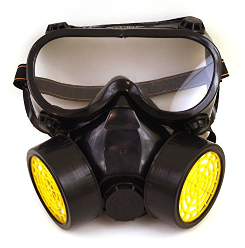 Costume Chemical Gas Mask -