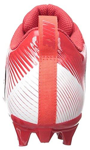 Nike TD White 5 Football Red Vapor Black Cleat Strike Men's University Crimson rCprqw