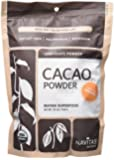 Navitas Naturals Organic Cacao Powder, 16-oz. Pouches (Pack of 2)