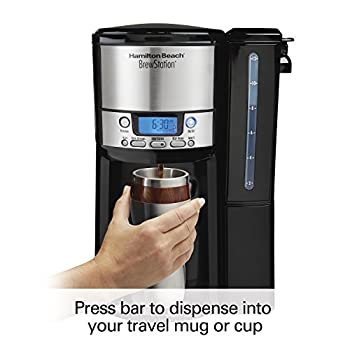 Hamilton Beach 12-cup Coffee Maker, Programmable Brewstation Dispensing Coffee Machine (47900) 6