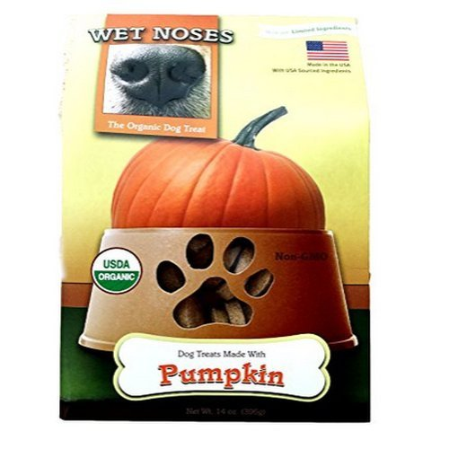 Wet Noses Pumpkin, 14-Ounces Boxes (Pack of 3)