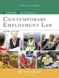 img - for Contemporary Employment Law (Aspen College Series) book / textbook / text book