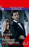 download ebook hunted: hunted (killer instinct, book 4) / marriage confidential pdf epub