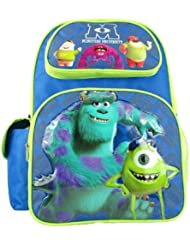 Monster University - Large 16 Backpack - Scare School