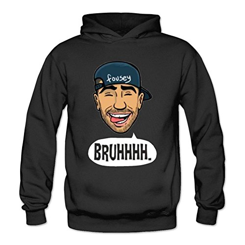Custom Women's Yousef Erakat FouseyTube Sweatshirt Pullover Hoodie ()