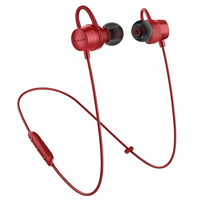 Auriculares inalámbricos, Pioneer SEC-E322BT estéreo Bluetooth ...