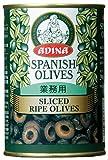 Adina slice ripe olives No. 4 cans 390gX2 this
