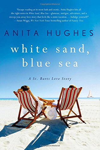 White Sand, Blue Sea book cover
