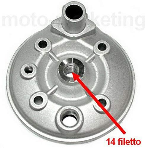 Unbranded 70cc Modifica Gruppo Termico CARBURATORE Kit per SHERCO HRD Supermoto 50 SIL.