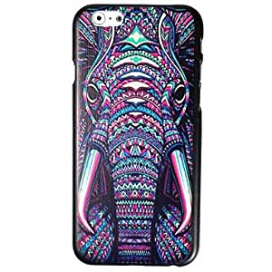 GX Cubierta Posterior - Gráfico/Color Mixto/Diseño Especial/Otros/Innovador - para iPhone 6 ( Multicolor , Policarbonato )
