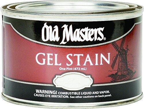 Old Masters Gel Stain (Old Masters 80808 Gel Stain Special, Walnut)