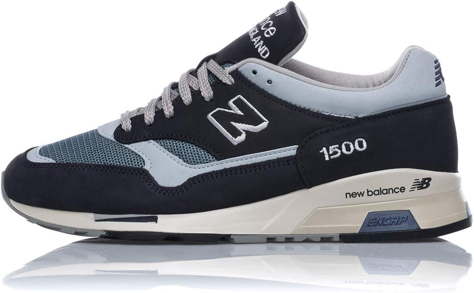 Amazon.com: New Balance Q119 M1500 Blue