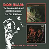 The New Don Ellis Band Goes Underground/Don Ellis At Fillmore / Don Ellis