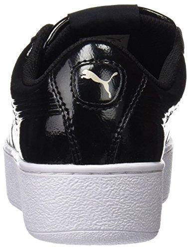 Black Black para Puma Ribbon Vikky Mujer Negro Zapatillas P puma Platform Puma wOfXzaP