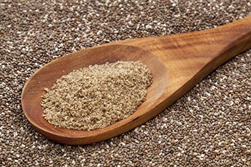 Harina de Chía Orgánicas, 1 Libra - Comida sin OGM, Kosher, Polvo ...
