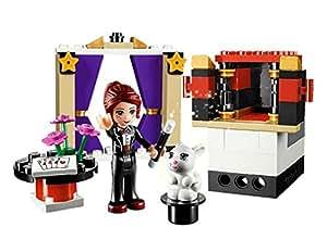 BELA 10131 Friends Series Mia Magic Tricks Building Block 92pc Set