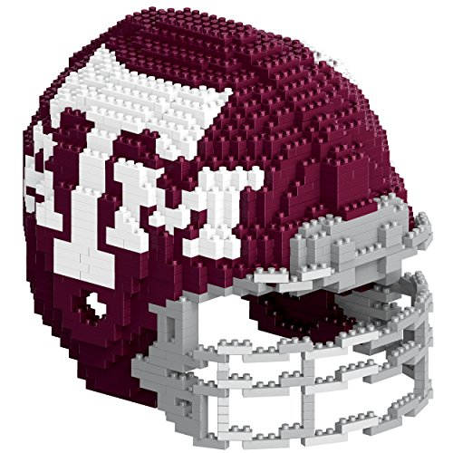Texas A&M 3D Brxlz - Helmet