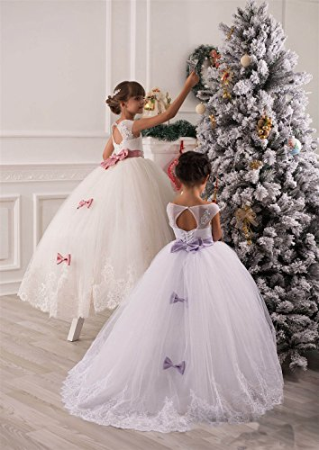 6c64d122cf2eb CoCoGirls Cute Children Flower Girls Wedding Dresses Kids First ...