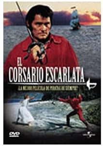 El corsario escarlata [DVD]