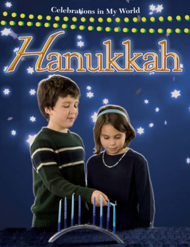 Hanukkah (Celebrations in My (Hanukkah Holiday Photo)