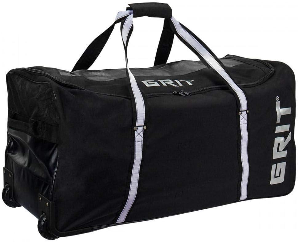 Grit HX1 Choice Wheeled Hockey Bag – Black