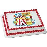 Carnival Edible Cake Topper Decoration