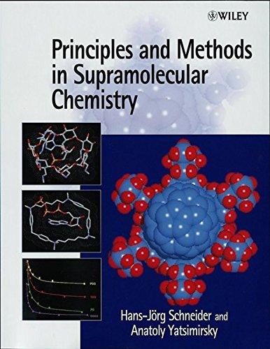 Principles and Methods in Supramolecular Chemistry