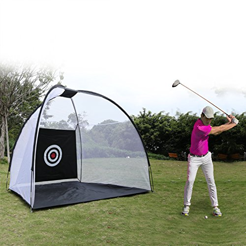 Etuoji Portable Golf Net Ball Hitting with Chipping Target and Carry Bag Large Size by Etuoji (Image #6)