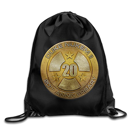 MaNeg Duke Nukem Gym Drawstring Backpack&Travel - Online Bags Prada