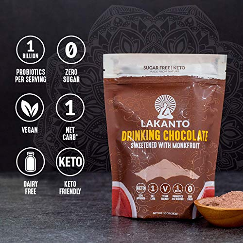 Lakanto Sugar-Free Drinking Chocolate