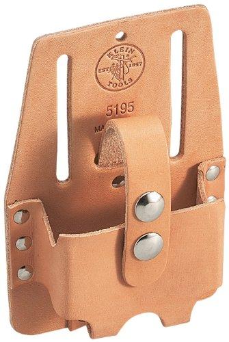 Tape Measure Holder, Leather, Medium Klein Tools 5195 ()