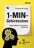 1-MIN-Gehirntrainer: Täglich 60 Sek. für ein besseres Gedächtnis